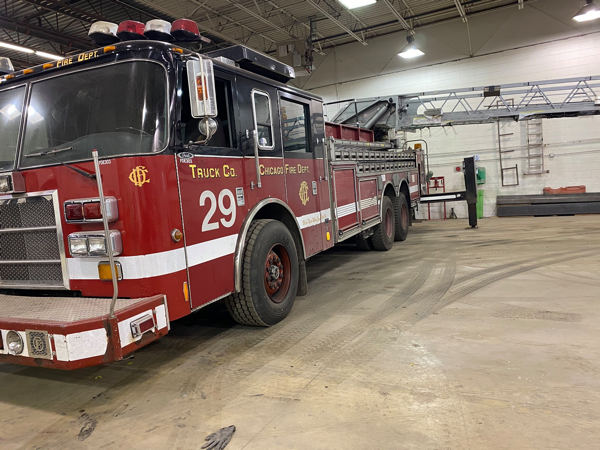 Chicago FD Truck 29