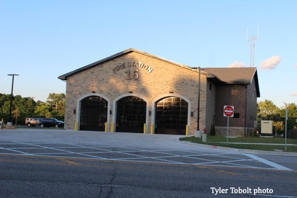 new Rolling Meadows fire station