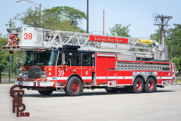 2016 E-One Cyclone ll 100' Tower Ladder