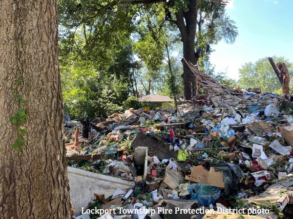 explosion destroys Joliet home