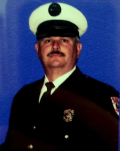 Former Skokie FD Lieutenant Wayne L. Stuart January 27, 1949 - August 25, 2020
