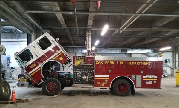 fire engine for sale