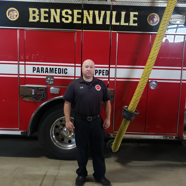 Bensenville Professional Firefighters Association, Local 2968