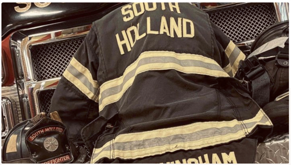 GoFundMe campaign for the family of fallen South Holland Firefighter Dylan Cunningham