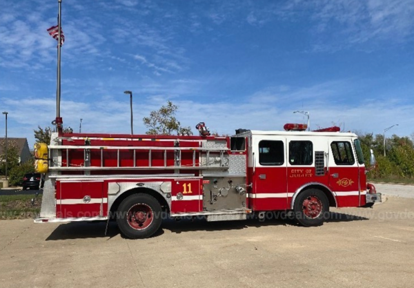 1992 Emergency One Fire engine for sale
