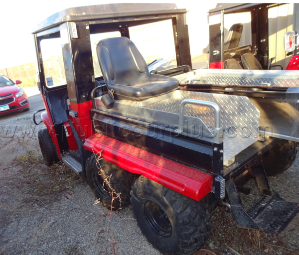 Chicago FD EMS ATV for sale