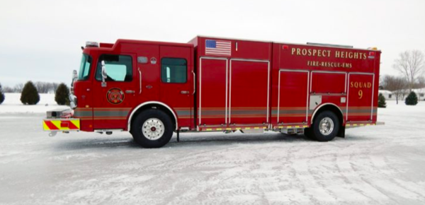 Alexis rescue pumper