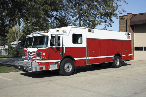 2005 Pierce Arrow XT Heavy Rescue for sale