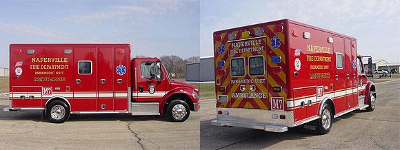 IHC/Horton Type 1 ambulance