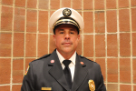 new Flossmoor FD Fire Chief Robert Kopec