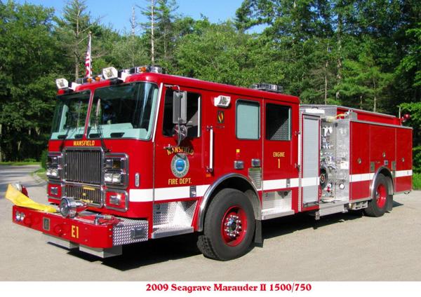2009 Seagrave Marauder II