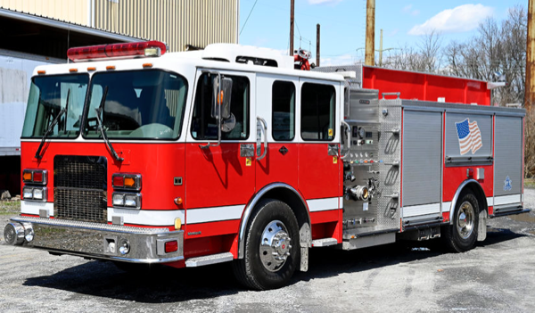 Former McCook FD fire engine sold
