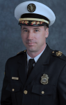 Mount Prospect Fire Chief Brian Lambel