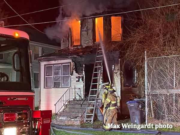 house fire in Waukegan
