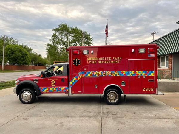 Merrionette Park Fire Department