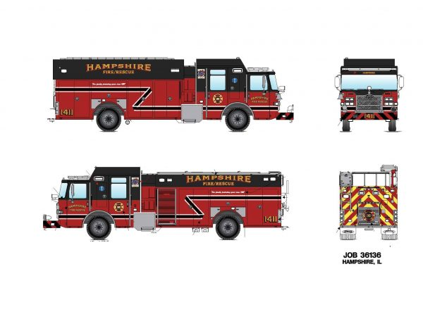 new engine on order for the Hampshire FPD