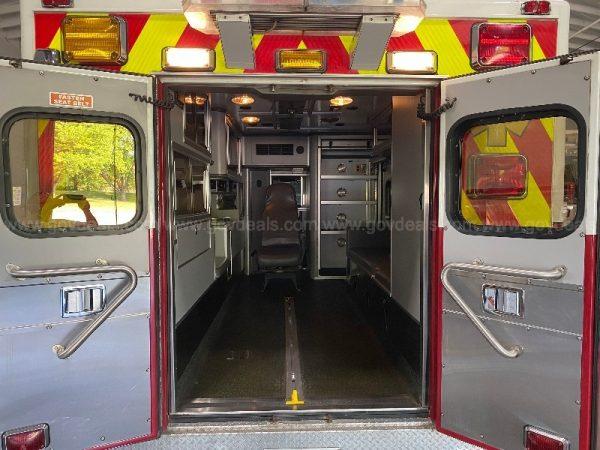 2007 International 4300 / Medtec Ambulance for sale