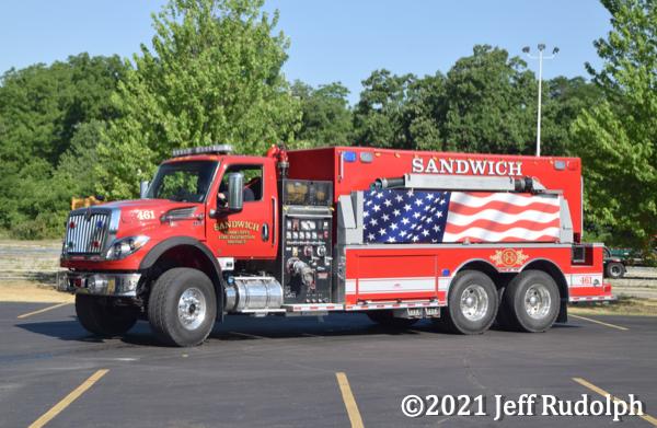 Sandwich Community FPD Tanker 461
