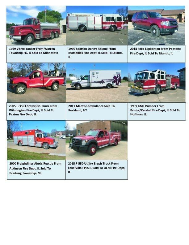 Quad County Fire Equipment, Inc. and Fire Truck Resource