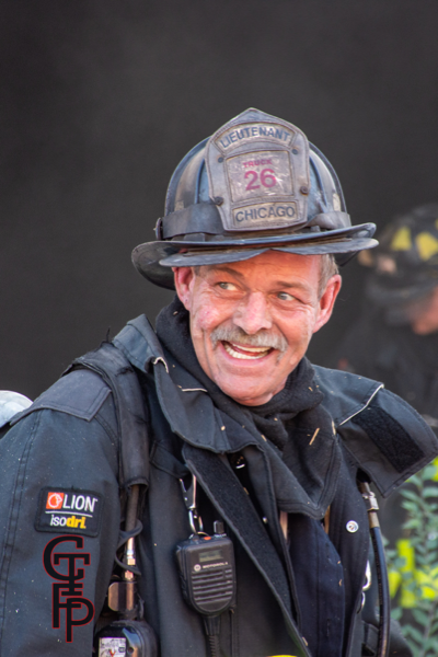 Chicago Firefighter best job in the world