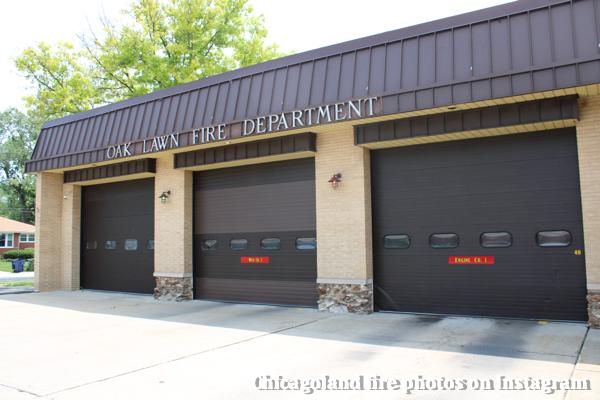 Oak Lawn FD Station 1