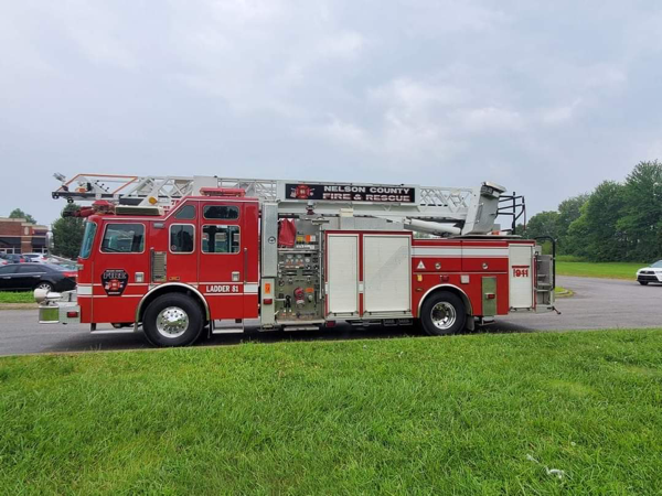 new home for Buffalo Grove FD Quint 27