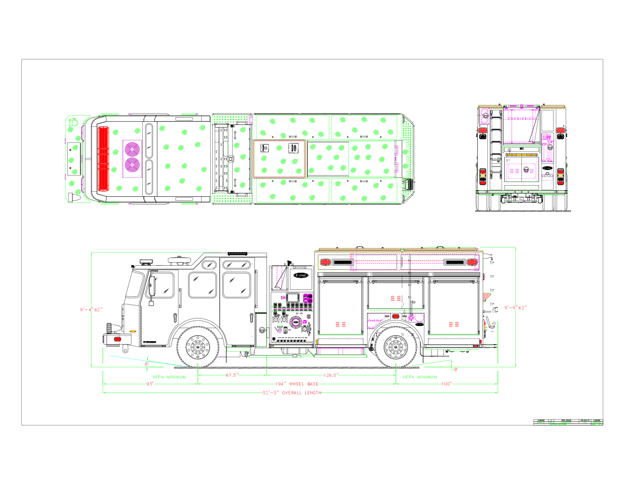 REV Fire Group announces first fully electric North American-style fire apparatus