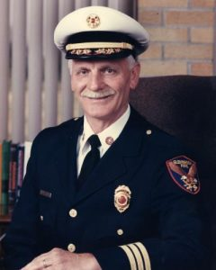 Former Glenbrook FPD Fire Chief Donald Long