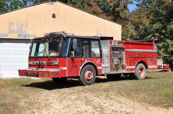 1985 Federal Motors - E-ONE fire engine