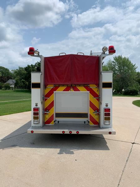 Mokena fire engine for sale