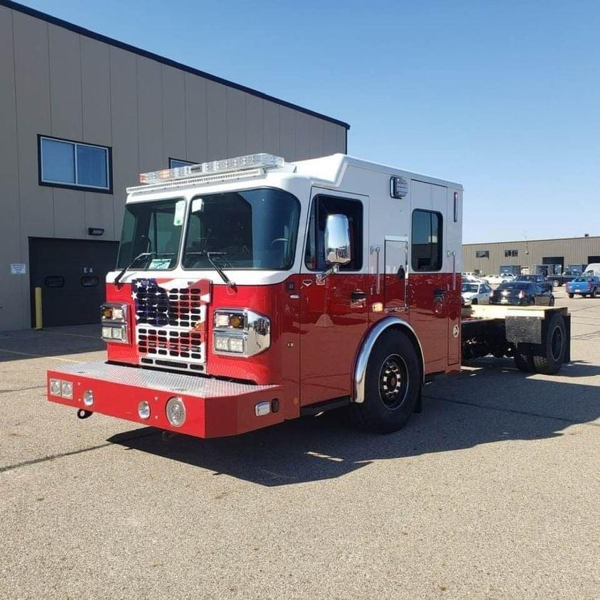 New engine for South Chicago Heights FD