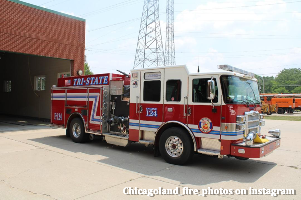 Tri-State FPD Engine 124