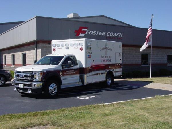 Horton Type 1 ambulance