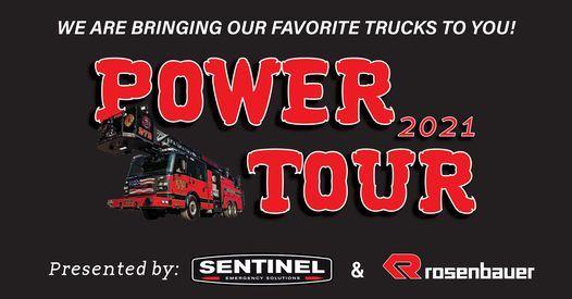 Rosenbauer/Sentinel ES Power Tour 2021