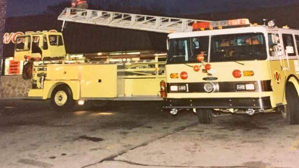 ALF 700 tda Huber Heights, OH with 1984 Pierce Arrow retractor/refurb, Job # F1271