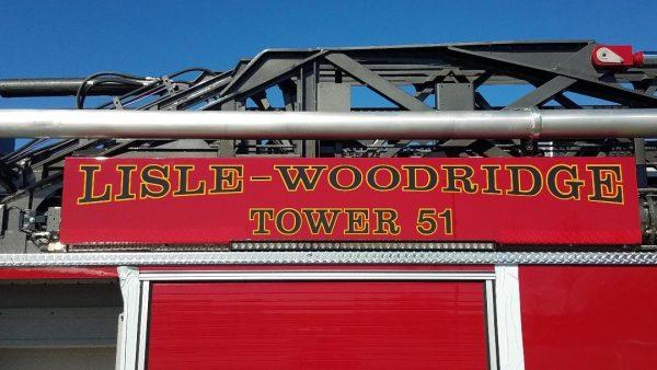 Lisle-Woodridge FPD Tower 51
