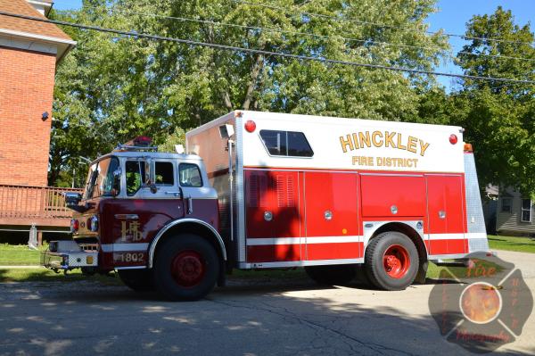 Hinckley Fire District Squad 1802