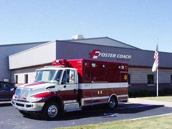 2013 IHC 4300 Horton Type 1 ambulance for sale