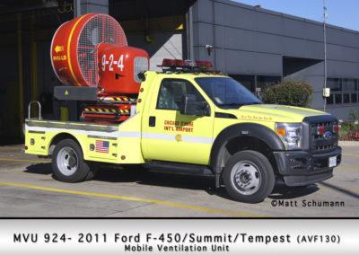 Chicago FD Mobile Ventilation Unit 9-2-4