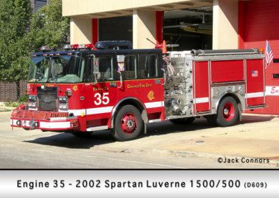 Chicago FD Engine 35