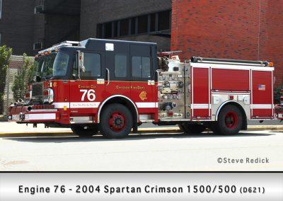 Chicago FD Engine 76