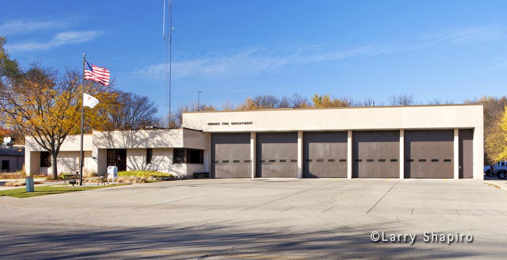 Gurnee Fire Department Station 1