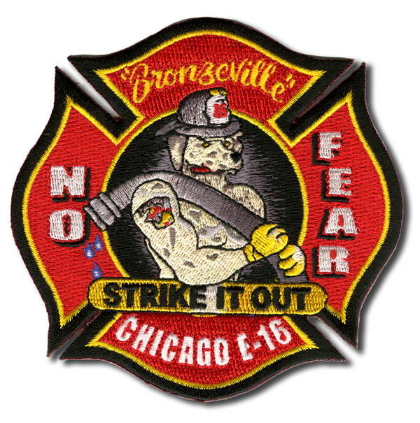 Chicago FD Engine 16's patch