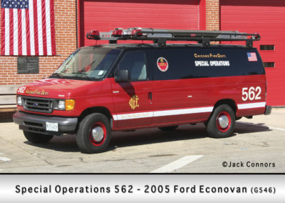 Chicago FD Special Operations Unit 5-6-2