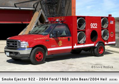 Chicago FD Smoke Ejector 9-2-2