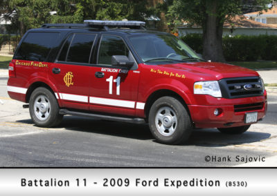 Chicago FD Battalion 11