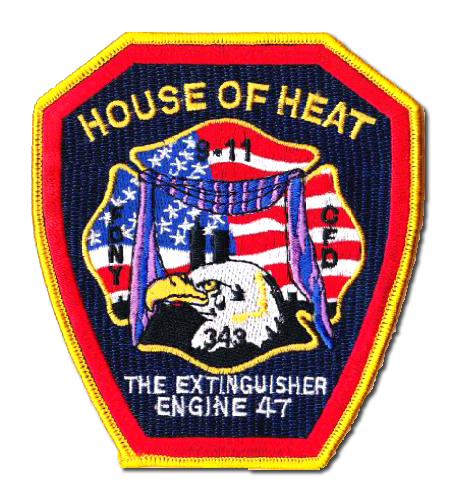 Chicago FD Engine 47's patch