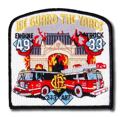 Chicago FD Engine 49 Truck 3 patch