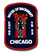Chicago FD Engine 56's patch