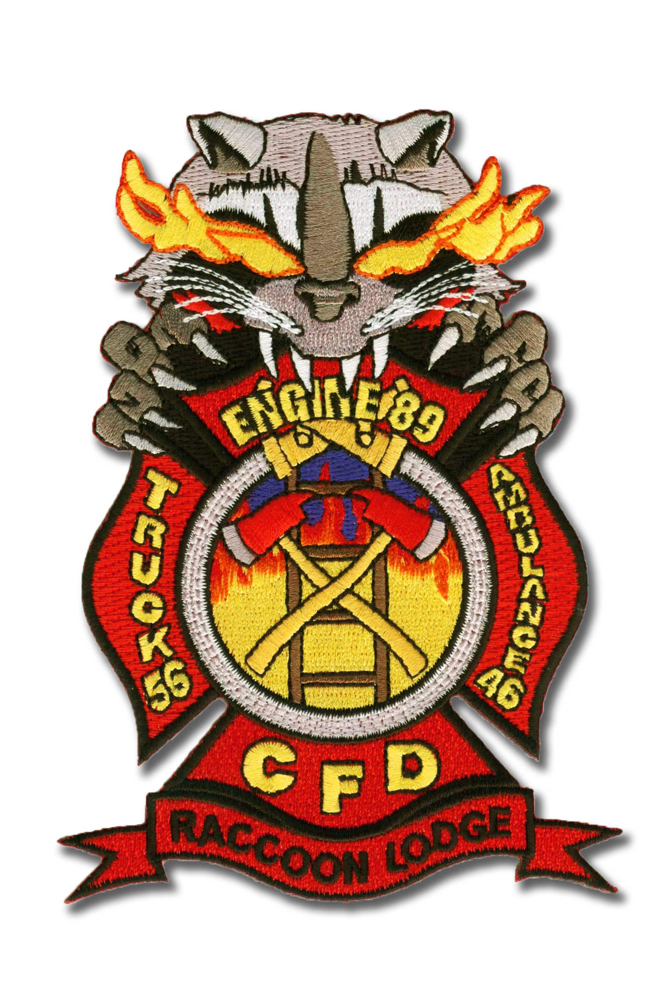 Chicago FD Engine 89's patch